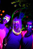 blacklight verhuur