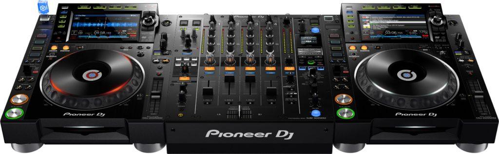 Pioneer nexus 2 huren in Utrecht