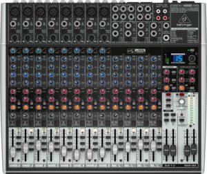 PA Mixer Utrecht