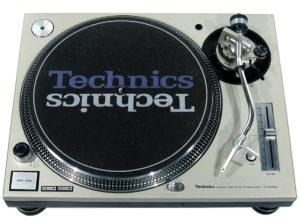 Technics SL-1200 huren in Utrecht