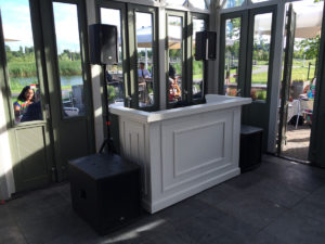 DJ Booth Huren Utrecht